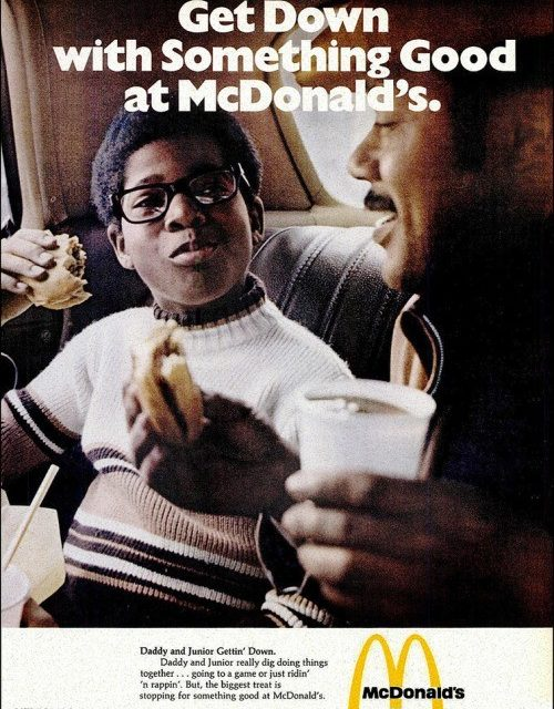 Spotlight on McDonald's