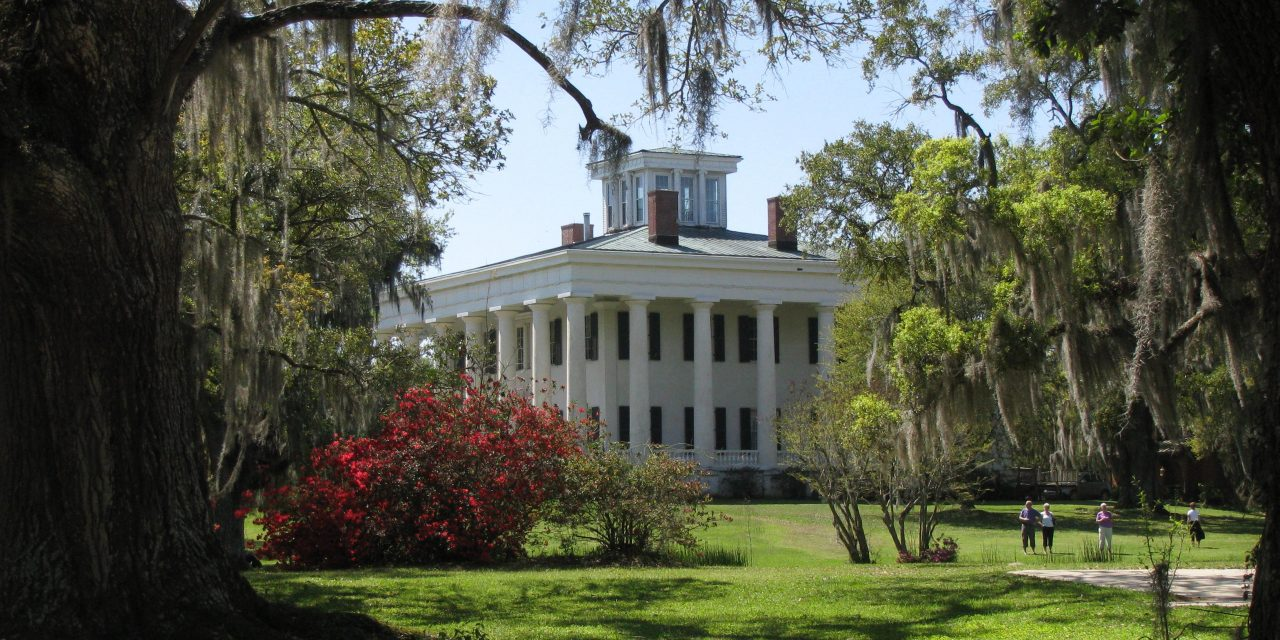 Old Goodwood Plantation