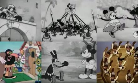 Social Evolution of Disney