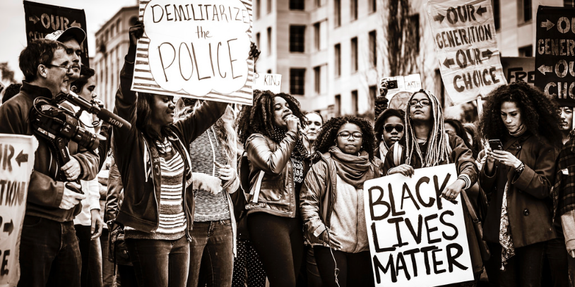 How the #BlackLivesMatter Movement and Social Media Altered my Understanding of Race and Privilege