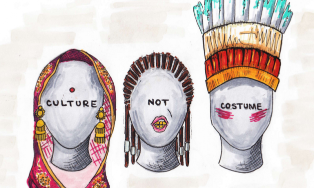 Cultural Appropriation V. Cultural Appreciation: Knowing Where to Draw the Line